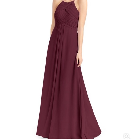 1950129e721 Azazie Dresses   Skirts - Azazie Ginger Bridesmaid Dress in Cabernet